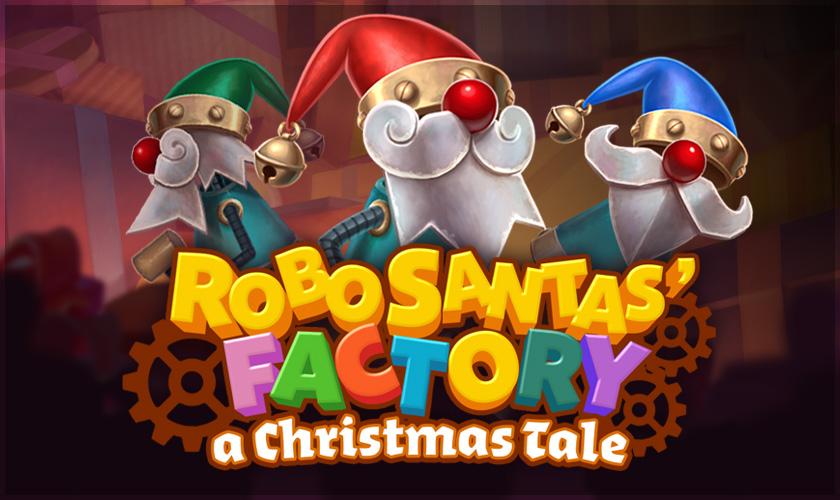 G1 - Robo Santa's Factory - DiceSlot