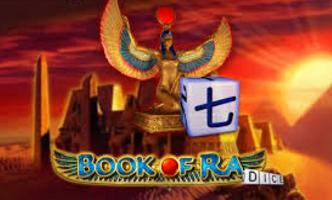 NOVO - Book of Ra Dice