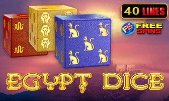 EGT - Egypt Dice