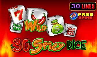 EGT - 30 Spicy Dice
