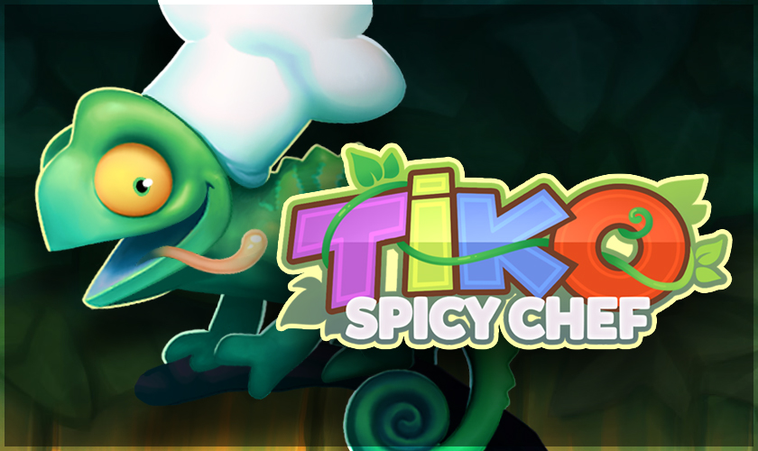 G1 - Tiko Spicy Chef - Dice Cascade