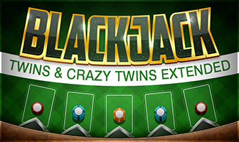 G1 - Blackjack Crazy Twins Extended