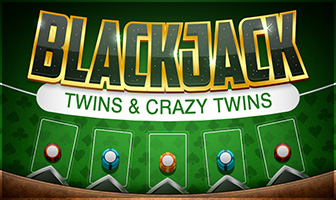 G1 - Blackjack Crazy Twins